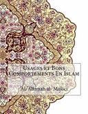 Usages Et Bons Comportements En Islam