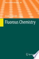 Fluorous Chemistry Book