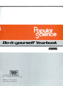 Popular Science Do It Yourself Yearbook  1986