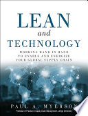 Lean and Technology