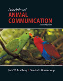 Principles of Animal Communication Book