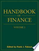 Handbook of Finance  Financial Markets and Instruments