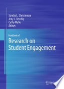 Handbook of Research on Student Engagement Book