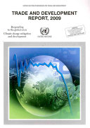Trade and Development Report 2009