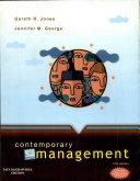 Contemporary Management 5E Book