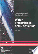 Water Transmission and Distribution
