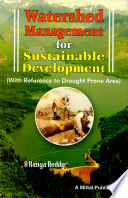 Watershed Management for Sustainable Development