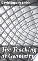 The Teaching of Geometry Book