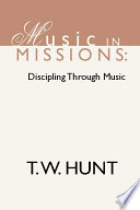 Music in Missions  Discipling Through Music Book