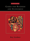 Cover of Games for Business and Economics