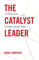 Pdf The Catalyst Leader