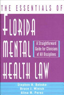 The Essentials Of Florida Mental Health Law