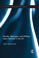 Gender Ideologies and Military Labor Markets in the U.S. Pdf/ePub eBook