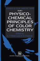 Physico Chemical Principles of Color Chemistry Book