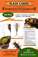 Flash Cards of Common Freshwater Invertebrates of North America Set 2