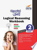 Olympiad Champs Logical Reasoning Workbook Class 2 with 5 Mock Online Olympiad Tests Book