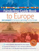 The Family Tree Guide Book to Europe
