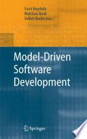 Model Driven Software Development Book