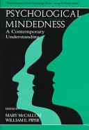 Psychological Mindedness