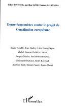 Douze économistes contre le projet de Constitution européenne [Pdf/ePub] eBook