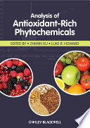 Analysis Of Antioxidant Rich Phytochemicals Book PDF