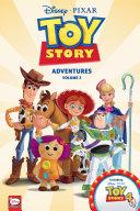 Disney Pixar Toy Story Adventures