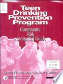 Teen Drinking Prevention Program Book PDF