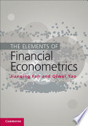The Elements of Financial Econometrics Book