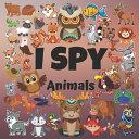 I Spy Animals Book PDF