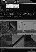 Journal of Electronmicroscopy