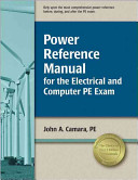 Power Reference Manual For The Electrical And Computer Pe Exam Book PDF
