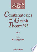 Combinatorics And Graph Theory  95   Proceedings Of The Summer School And International Conference On Combinatorics