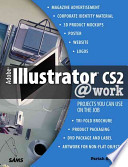 Adobe Illustrator CS2 @ Work