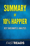Summary of 10  Happier Book PDF