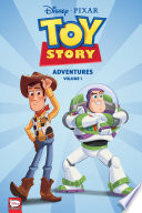 Disney Pixar Toy Story Adventures Graphic Novel