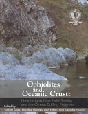 Pdf Ophiolites and Oceanic Crust Telecharger