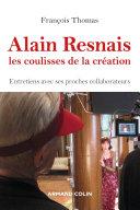 Pdf Alain Resnais, les coulisses de la création Telecharger