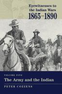 Eyewitnesses to the Indian Wars: 1865-1890 Pdf/ePub eBook