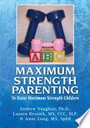 Maximum Strength Parenting