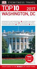 Eyewitness Top 10 Travel Guide: Washington DC