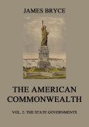 The American Commonwealth Pdf/ePub eBook