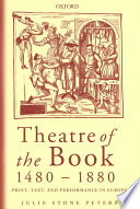 Theatre of the Book, 1480-1880