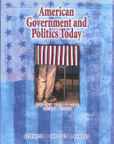 American Government And Politics Today 2003 2004