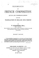 Elements of French Composition