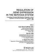Regulation of Gene Expression in the Nervous System