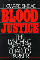 Blood Justice ebook