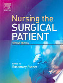 """Nursing the Surgical Patient"" by Rosemary Pudner"