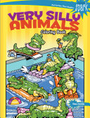 SPARK Very Silly Animals Coloring Book