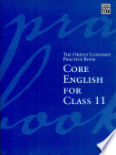 Orient Blackswan Practice Bk Core Eng.Cl-11