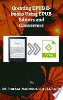 Epub format books Editors, Converters and Checkers